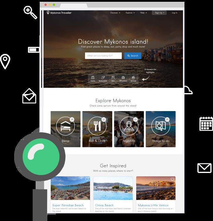 Destination marketing Services - Glocaldms.com