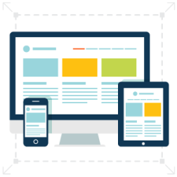 Responsive website development - Glocaldms.com